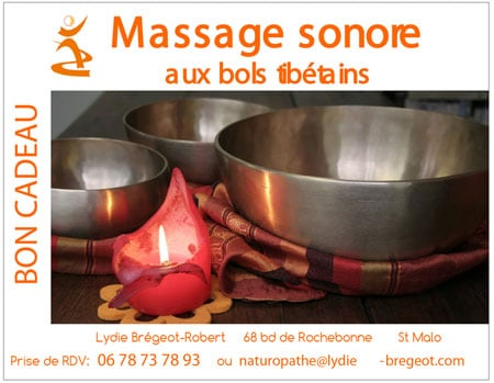 Massage-sonore